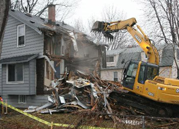 demolition springfield ma